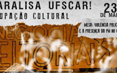 23 de maio: PARALISA UFSCar!