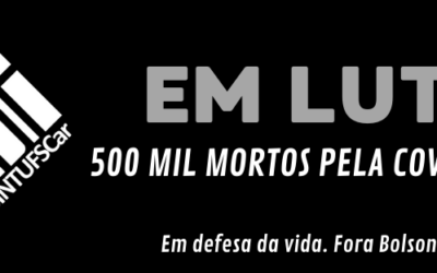 As 500.000 mortes e as ruas!